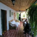 Foto de El Hostal Bed and Breakfast