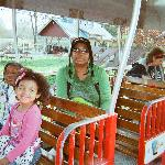Polar Express at Blackberry Farm in Aurora IL