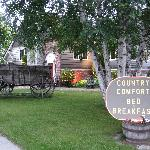 Φωτογραφία: Country Comfort Bed & Breakfast