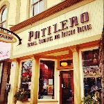 Patilero - store front on the main drag of Orillia