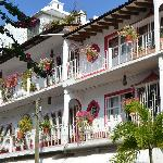 Beautiful balconies in Old Towne -- Puerto Vallarta