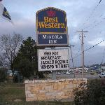 Photo de BEST WESTERN Mineola Inn
