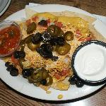 Mexican and American Fare--Nachos Supreme
