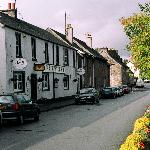  Fintry Inn great pub food and a pleasent friendly atmosphere