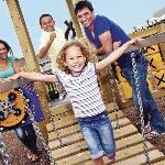 Adventure Play Area at Parkdean West Bay Holiday Park
