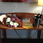 my gifts to my husband that premier inn got on my request
