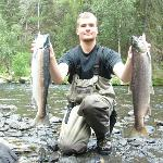 Russian River Fishing is Nearby
