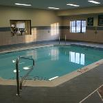 POOL La Quinta Inn & Suites South Bend Indiana