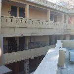 Hotel saraswati from first floor