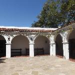  Museum courtyard