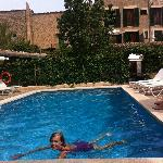 Hotellets pool