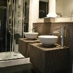 Bathroom XL room La Paresse en Douce