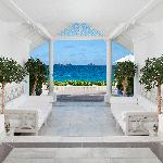 Hotel St Barth Isle de France entrance