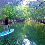  Greg first time SUPing