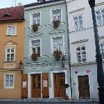  Hotel U Jezulatka, Na Kampe 10, Prague