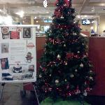 christmas time at Shoney's on thorton road!!!