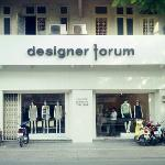 Front of Designer forum shop