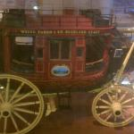  miniature copy of the wagon Wells Fargo used