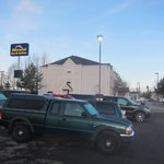 Photo de Microtel Inn & Suites by Wyndham Anchorage Airport