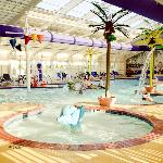 Caribbean Key indoor pool