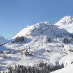 Winterurlaub in Warth am Arlberg