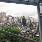  Uma vista do Cemitrio da Recoleta.