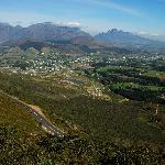 Franschhoek on the 4 Passes Route