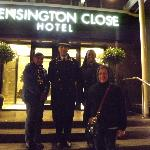 Photo de Kensington Close Hotel