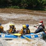 White water rafting with the Savage wilderness!.