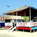  sunset paradise. part of jolinn bar &amp; rest. owned by Isy vaz.