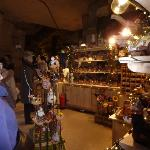 Typical Grotto stall