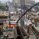 Construction site - Capital Hill Hotel & Suites Ottawa