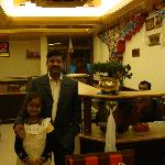 My daughter in safe hands of Mr.Das