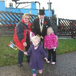 Meeting the Fat Controller