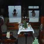 Interior Royal Train