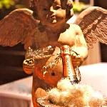 "Welcome to the ""Wooden Angel"""