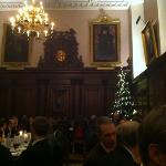 Xmas in the Great Hall