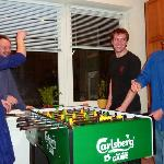 Foosball tournament:)