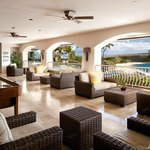 Offering panoramic views of the Pacific Ocean from The Sports Bar