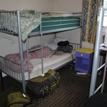  Room 14 - day of departure so a bit messy!