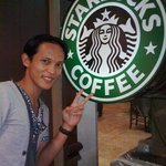  In love with Strabucks coffee!