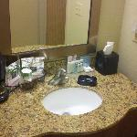 Hampton Inn Burlington의 사진