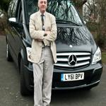 Tour in a comfortable Mercedes