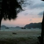  strand von con dao camping