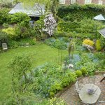  Rear cottage garden