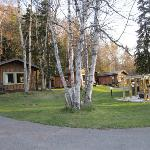 Foto de High Falls Motel and Cabins