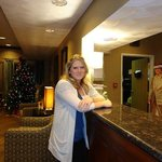 Foto van Holiday Inn Express Morgantown