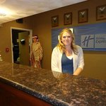 Photo de Holiday Inn Express Morgantown