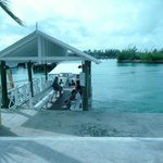 Taino Beach Ferry Port Lucaya Bahamas