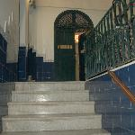  View of access to front door